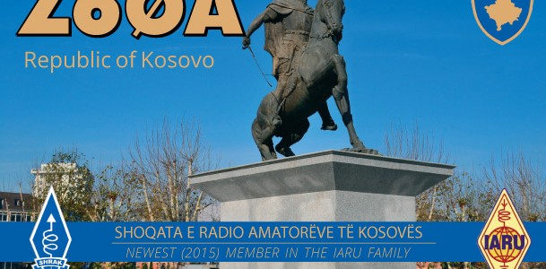 AMATEUR RADIO ASSOCIATION OF  THE REPUBLIC OF KOSOVO, SHRAK, Z6ØA – KOSOVO CATCHING UP WITH LOST DECADES